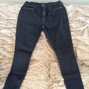 Express size 8 jeans. Like new. Mid rise legging.